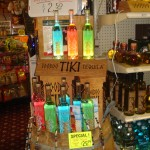 67 liquors infusions display