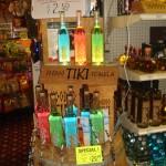 67 liquors infusions display