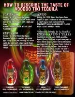 Voodoo Tiki Tequila _Product Flavor Profile Sheet__Taste_8.5x11_2011_Low Res