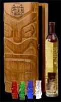 Voodoo Tiki Tequila_Three Year La Privada Collecion De la Familia_Low Res_175x288_72 DPI_on Black