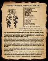 Voodoo Tiki Tequila_specifcation sheet_2011_low Res