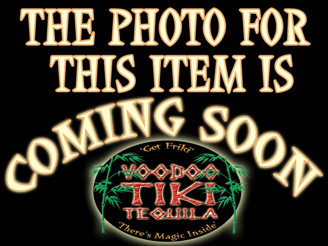 Voodoo Tiki Tequia Coming Soon